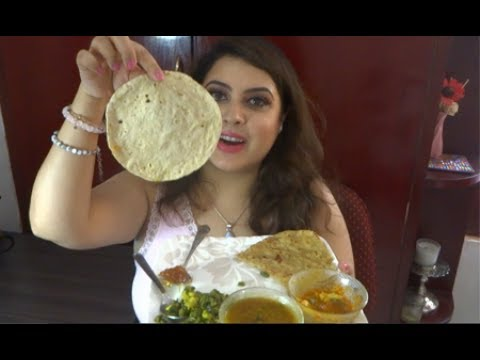Indian Food Mukbang Plus Advice   Eating Show   IndianBeautyReviewer