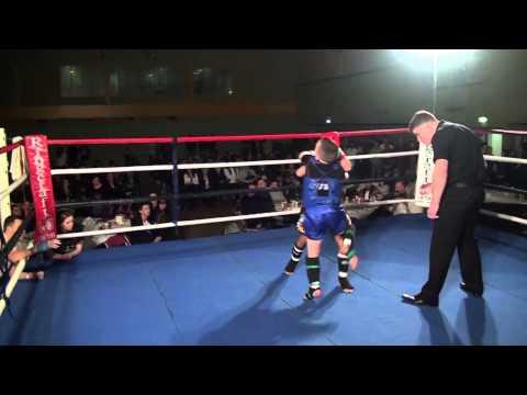 Sonny Vs Wes - Nak Muay Fight Series 1