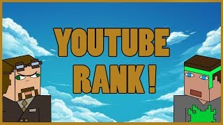 YouTube RANK! // Dansk Hypixel Skywars