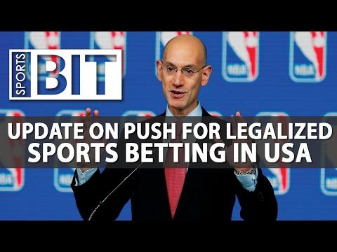 USA Legalized Betting Update | Sports BIT | Friday, May 26