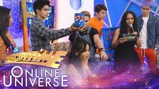 Fun 'Tik Tak Bucket Challenge' in See You Dare   Showtime Online Universe