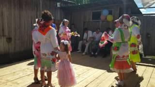 Йошкар ола  Марийская свадьба лето 2016 часть 3я