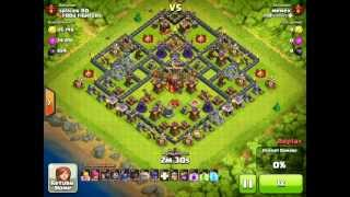 Clash Of Clans Greece - Episode #21 4k attacks clash of clans high level attacks