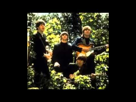 The Beatles-Rain 800% Slower Version