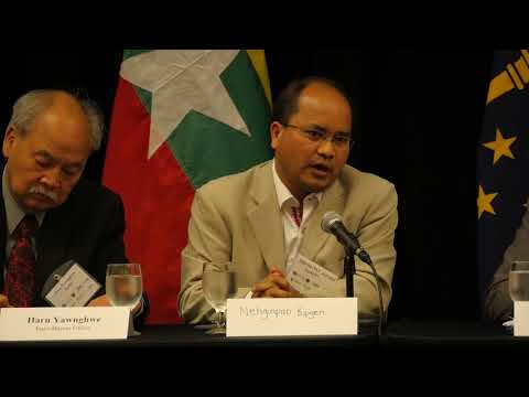 CIBER Doing Business Conference: Myanmar - The Political & Legal Reform Process, Panel 3
