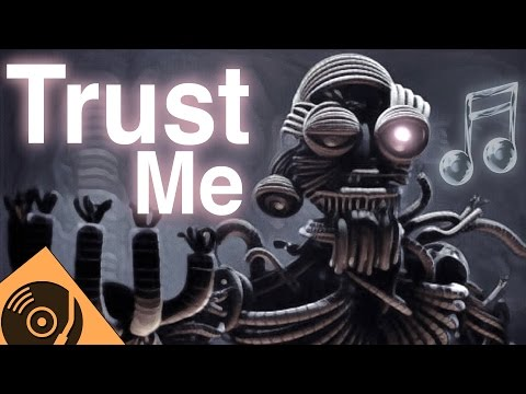 "FNAF SISTER LOCATION SONG | ""Trust Me"" by CK9C [Instrumental]"