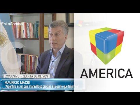 Mauricio Macri en La cornisa: Había un Estado desmantelado