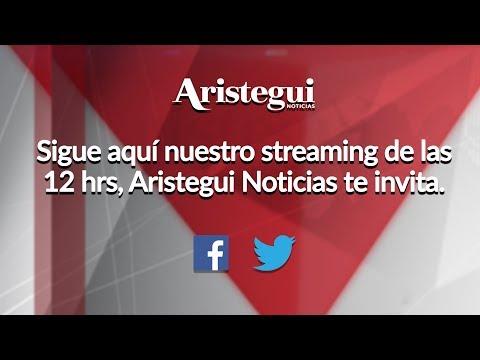 Conferencia de prensa de la periodista Carmen Aristegui (En Vivo)