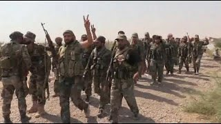 Suriye: Rusya destekli rejim güçleri Fırat'ın doğusunda
