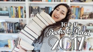 Top 17 Books to Read in 2017!