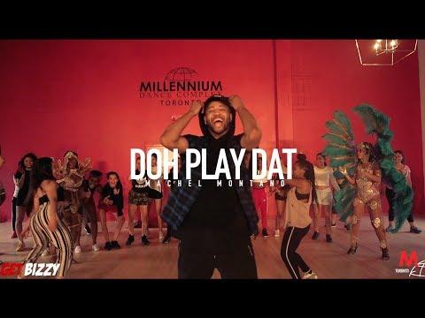 Doh Play Dat - Machel Montano Dance Video | Choreography @BizzyBoom