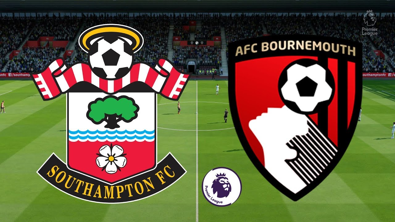 Image result for southampton vs bournemouth