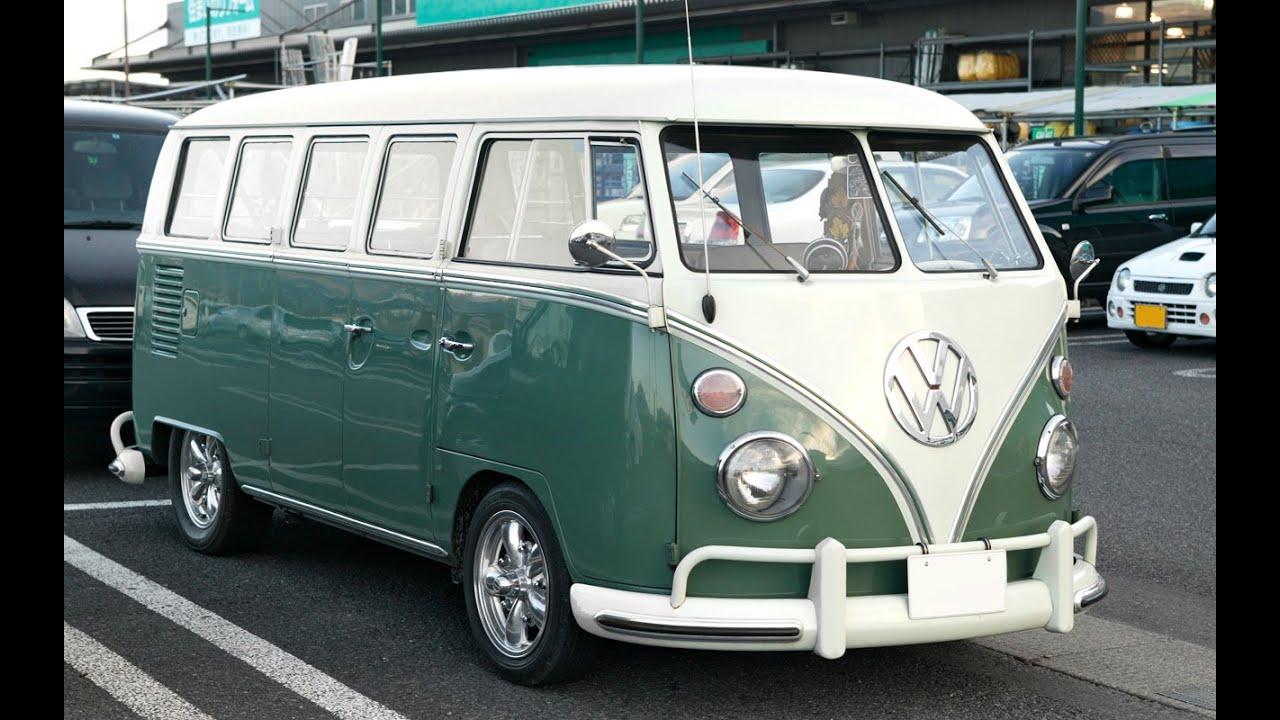 Volkswagen van - YouTube