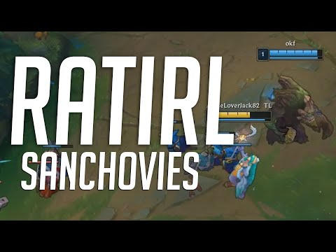 RATIRL DUO WITH SANCHOVIES