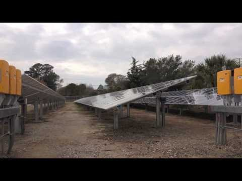 World's Fastest Solar Installation