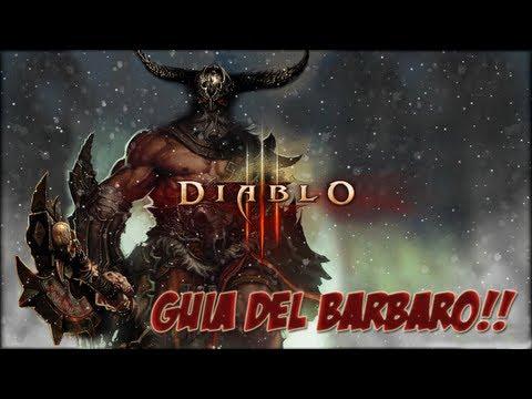 Diablo 3 | Guía del Bárbaro!! (HD 720p)