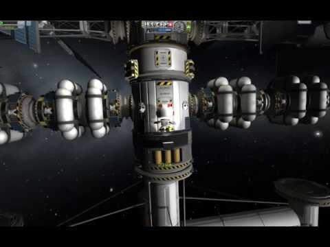 Kerbal Space Progaram - Crewing IKerOS