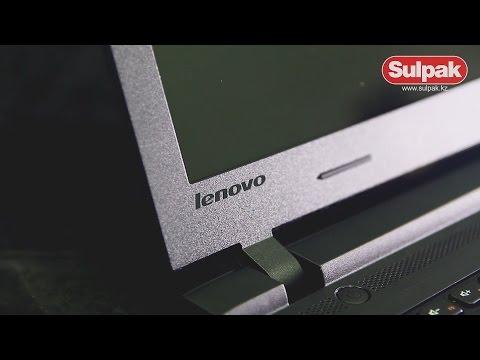 Ноутбук Lenovo Ideapad 100 (80QQ00ABRK) Распаковка (Sulpak.kz)