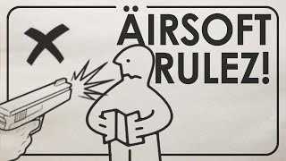 Airsoft Rulez! (Basic Rules of Airsoft)