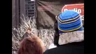 Megan Nicole - Starships Nicki Minaj (Cover) - LIVE @ Magnificent Mile Lights Festival Chicago