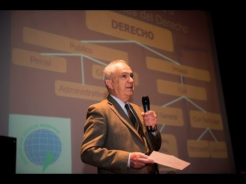 Mario Dubois en Cuarto Seminario Internacional Derecho de la Moda (Universidad Mayor)