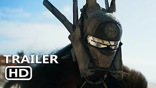 SOLO: A STAR WARS STORY Official Trailer (2018)