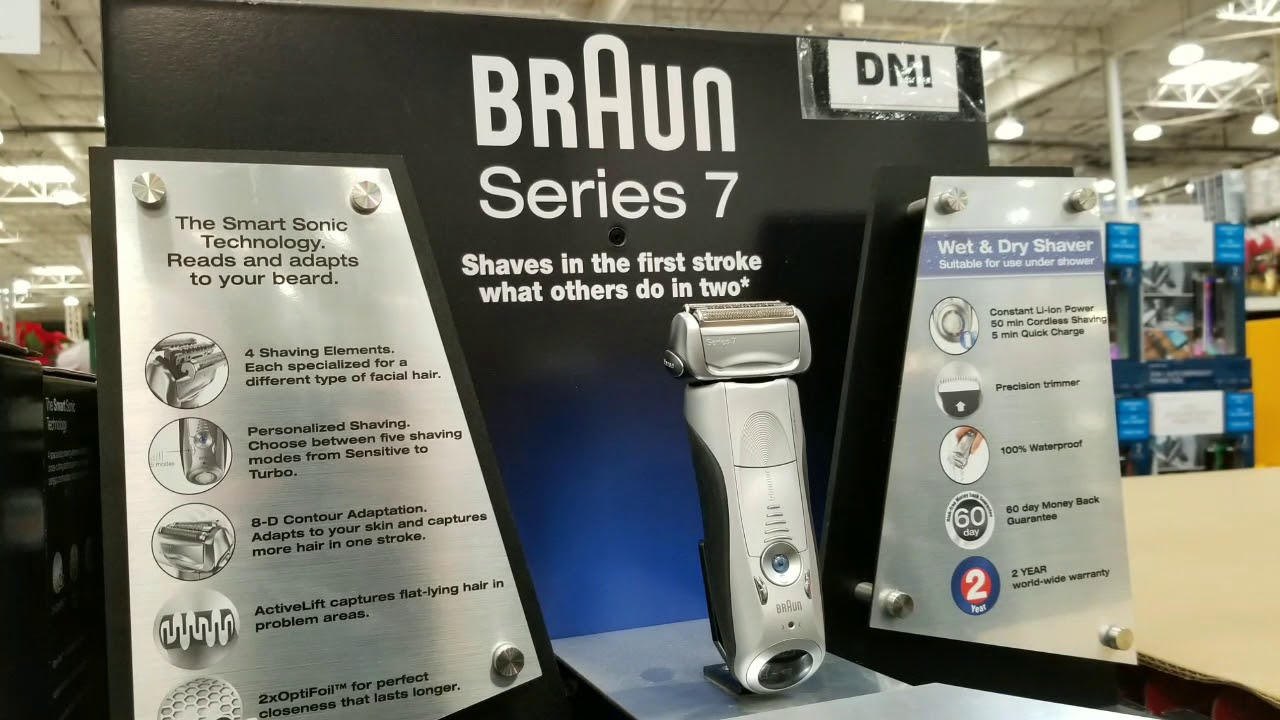 mens electric shavers at costco