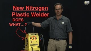 DF-EZN1G Nitrogen Plastic Welder Trailer