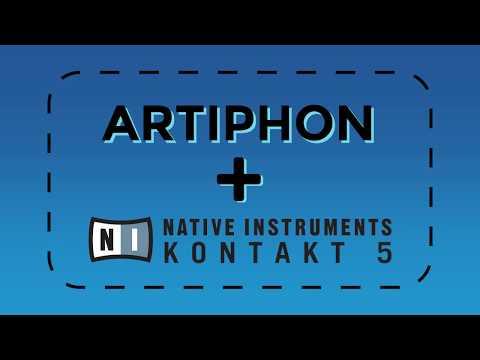 Artiphon + Native Instruments Kontakt (Artiphon Plus Series)