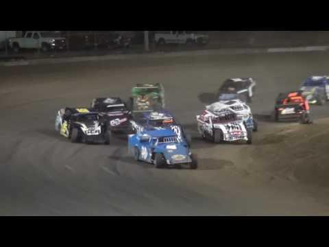 IMCA Sport Mod feature Independence Motor Speedway 6/24/17