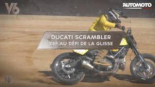 Ducati Scrambler - Les essais motos de Zef V6