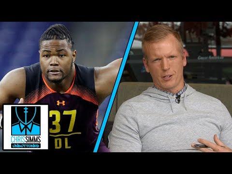 NFL Combine 2019: Chris Simms\' Top 5 Takeaways | Chris Simms Unbuttoned | NBC Sports