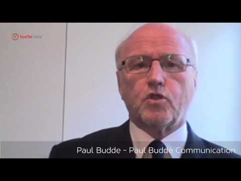 Paul Budde, independent telecommunications analyst