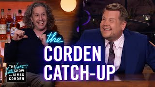 A Week With The Big Boss - Corden Catch-Up