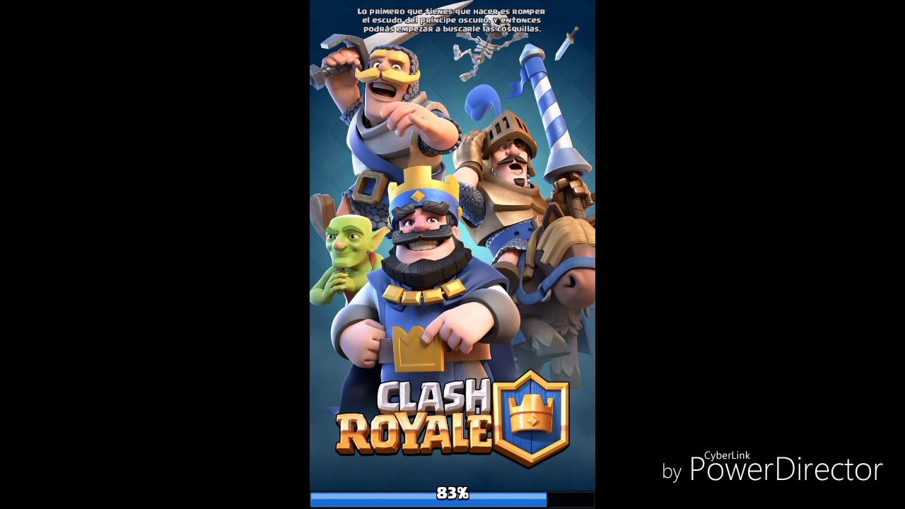 Usando Hack De Clash Royale||Primer video - YouTube