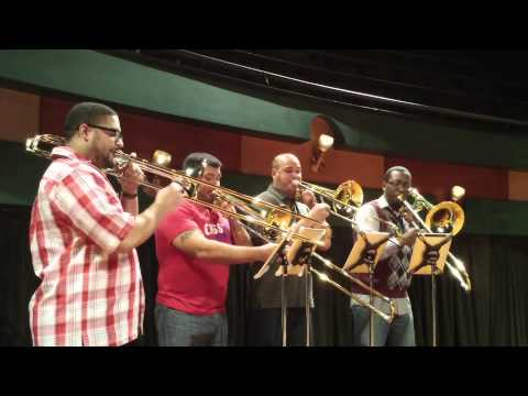 Have Yourself A Merry Little Christmas - Minor 4th Trombone Quartet