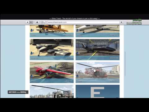 GTA ONLINE: NEW AIR TRAVEL 16PLAYER PLANES, 6PLAYER HELICOPTER, MILITARY TRANSPORT