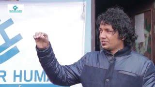 Sapani Ramro Dekhina    Sanu Maya    Singer Rupak Dotel    @ Program    By Help for human