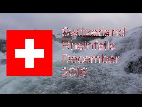 Rheinfalls (Rhine Falls) Day Trip from Zurich