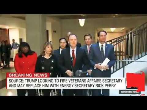 Congressman Adam schiff speaks on the GOP decision to shut down the house Russia investigation
