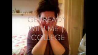 Get Ready With Me | College/Sixth Form Thumbnail