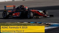 ADAC Formula 4 Race 3 Sachsenring 2019 Re-Live English