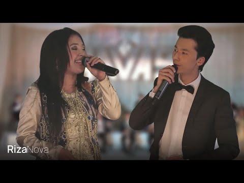 Qahramon G'ulomjonov va Dilnoza Akbarova - Otmagay tong (jonli ijro) #UydaQoling