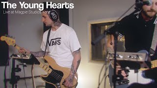 The Young Hearts - Old Familiar - Live in Session at Magpie Studios Kent