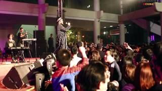 "SOIL & ""PIMP"" SESSIONS Live in Hanoi Vietnam 2013"