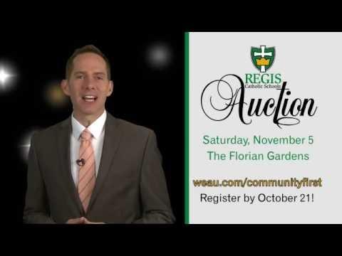 2016 Regis Catholic Schools Auction | WEAU 13 News