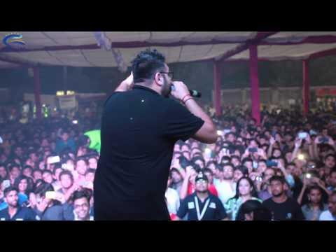 Badshah Live! ITM UNIVERSITY, GURGAON