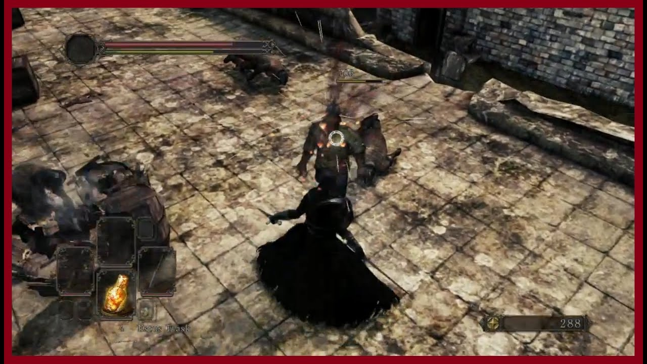 Dark Souls II - Class Gameplay & Analysis - YouTube