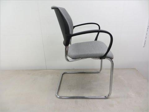 Zelf Stoel Stofferen : Een buizenframe stoel stofferen model drabert youtube
