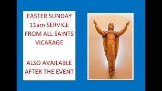 Easter Sunday Worship at All Saints Vicarage